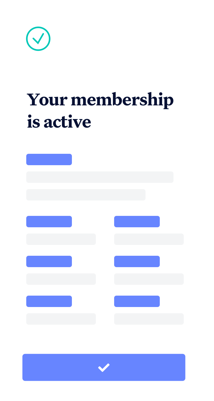 flatfair Your Membership is Active Screenshot