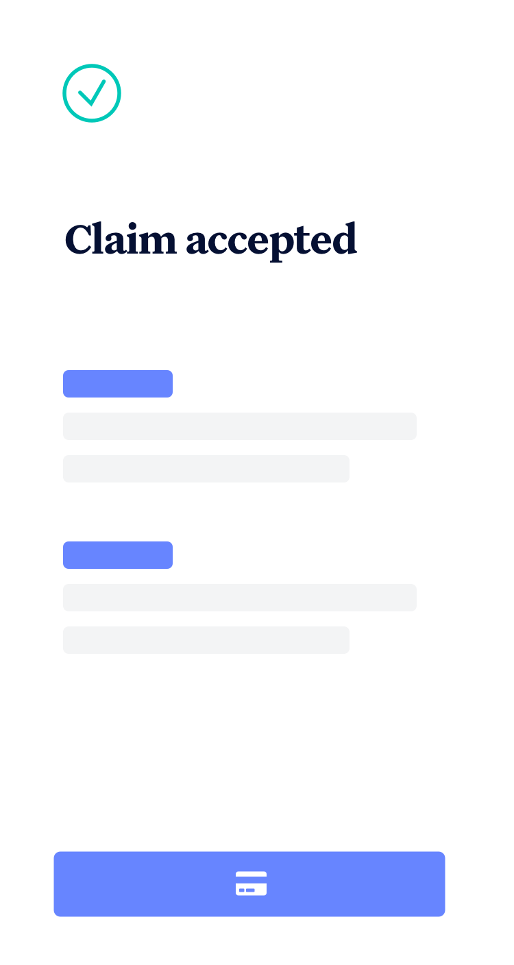 Claim Accepted1