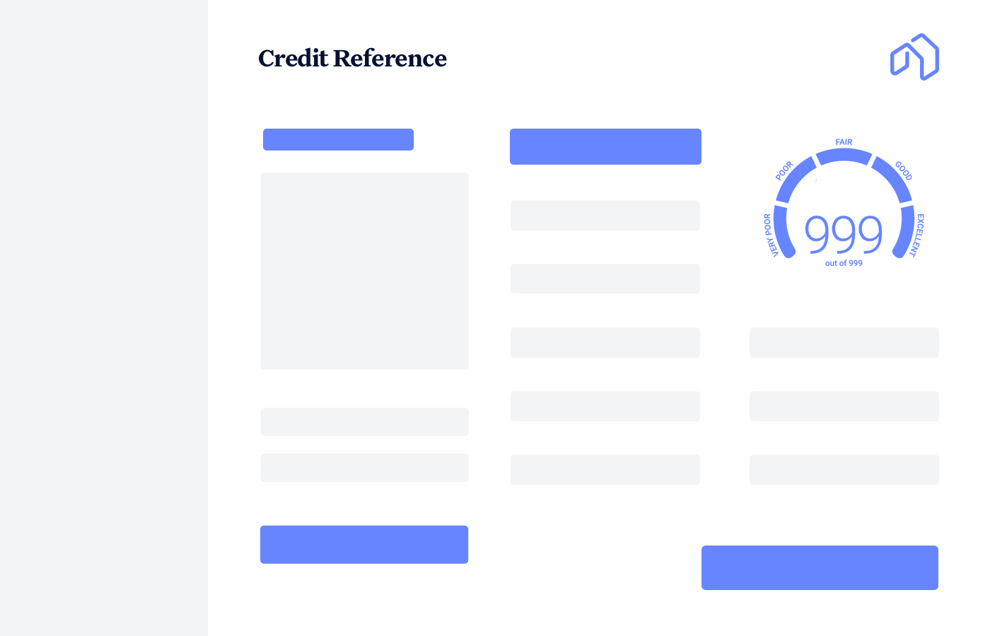 Credit Reference Example