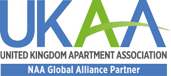 United Kingdom Apartment Association NAA Global Alliance Partner Logo