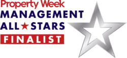 Property Week Management All Stars Finalist Logo