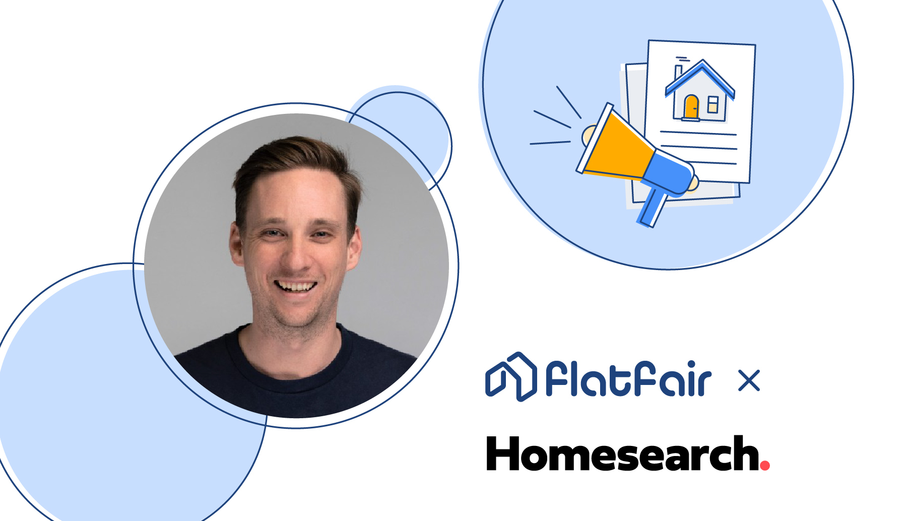 Sam Hunter from Homesearch joins flatfair blog